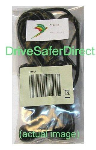 Parrot Freisprechanlagen-Twin-Kabel / Mikrofonkabel (für Parrot MK6000, MK6100, MKi9000, MKi9100, MKi9200) Originalersatzteil...