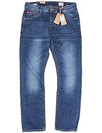 Lee Cooper - Jeans - Droit - Homme bleu bleu