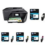 HP OfficeJet Pro 6960 Multifunktionsdrucker schwarz + HP 903 Multipack