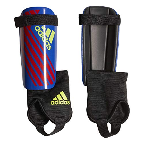 adidas X Shin Guards, Bold Blue/Active red/Solar Yellow, L Preisvergleich