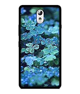Chnno 2d pattern Printed Back Cover For Lenovo Vibe P1M No- 1134
