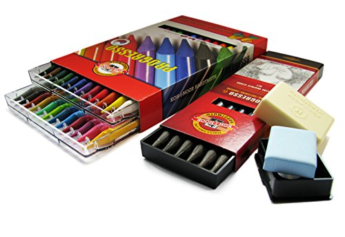 koh-i-noor-progresso-woodless-pencils-set