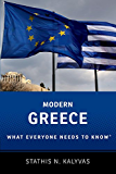 Modern Greece: What Everyone Needs to Know®