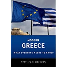 Modern Greece: What Everyone Needs to Know® (English Edition)