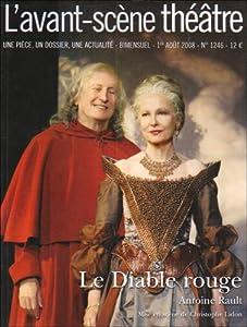 """Afficher """"L'Avant-scène. Théâtre n° 1246<br /> Le diable rouge"""""""