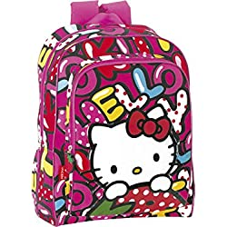 Mochila Hello Kitty Adaptable