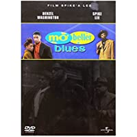 Mo\' Better Blues [DVD] [Region 2] (English audio) by Denzel Washington