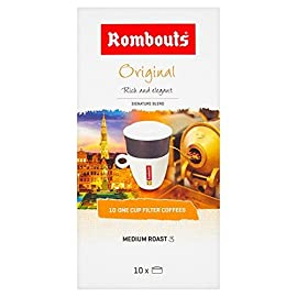 Rombouts Coffee Original One Cup Filters 62 g 51c9dy4vunL