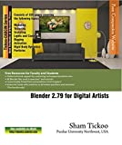 Blender 2.79 for Digital Artists (English Edition)