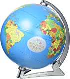 Ravensburger Interaktiver Globus nbsp;00793, Tiptoi – Player Nicht Enthalten (Französiche Version)