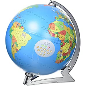 Ravensburger tiptoi Interactive Globe 00793 – Drive not included