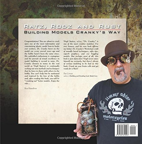 Ratz, Rodz and Rust: Building Models Cranky's Way