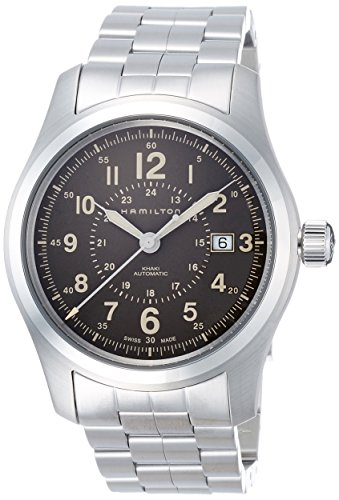 Hamilton Reloj Analogico para Hombre de Automático con Correa en Acero Inoxidable H70605193
