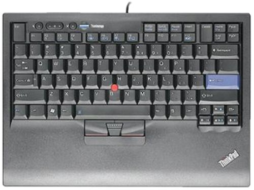 Lenovo ThinkPad USB Keyboard + TrackPoint