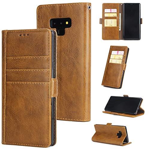 YQXR Accesorios para telefonos para Samsung Galaxy Note 9, tapa magnética con...