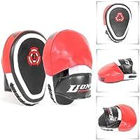 Fairway Boxing Fancy Focus Pads Punch Target Smartie Focus Kit de punzones, negro
