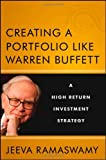 Scarica Libro Creating a Portfolio Like Warren Buffett A High Return Investment Strategy by Jeeva Ramaswamy 23 Mar 2012 Hardcover (PDF,EPUB,MOBI) Online Italiano Gratis