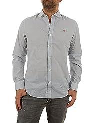 NAPAPIJRI El hombre camisa de manga larga N0YG6VF32 GISBORNE