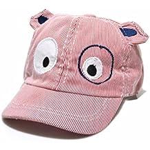 Bebé Sombreros SMARTLADY Raya Gorras de béisbol para bebé Niños Niñas (1- 3 años)