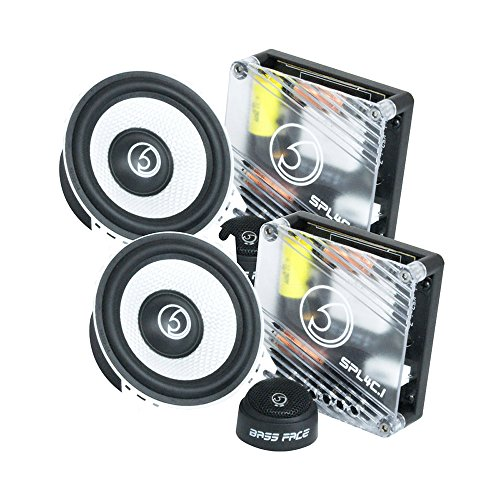 bass-face-spl4c1-600w-4-inch-10cm-component-car-speaker-set