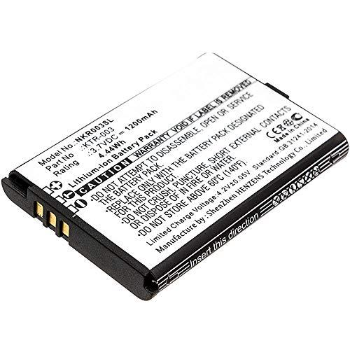 Cellonic® Qualitäts Akku kompatibel mit Nintendo New 3DS - KTR-003 (1200mAh) Ersatzakku Batterie