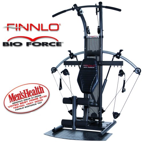 FINNLO-Bio-Force-Extreme-Multi-Gym-German-Brand-3-YEAR-WARRANTY-REVOLUTIONARY-DESIGN