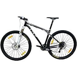 Hombre GT bicicleta Kashmir 9R 2.0Talla M Mountain Bike Cross Bike Bike Cilindro de hombre