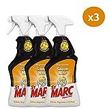St Marc Pistolet Spray nettoyant  multi-usages  parfum fleur d'oranger 500 ml - x 3