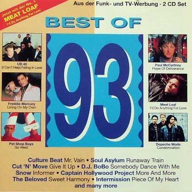 Best Of (Doppel-CD, 38 Top Hits, incl. Jungle Book Groove, Land unter, Cantaloop, Mr. Vain etc.) -