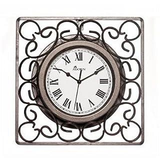 Kingsbury Scroll Clock - Adorn