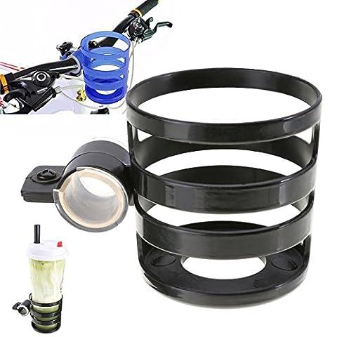 Lugii Cube Cyclisme support cage adaptateur Rack pour partie de vélo Cyclisme Guidon Bouteille d'eau Tasse Porte-bidon VTT support de vélo