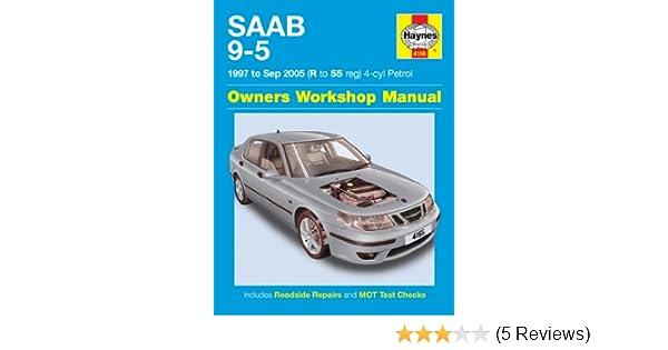 saab 9 5 repair manual haynes manual service manual workshop manual rh amazon co uk Saab 9-5 Saab 90