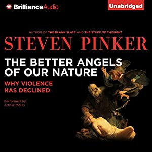 The Better Angels Of Our Nature Audiobook Free