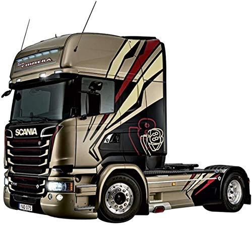 Generico t-Shirt Volvo Logo Camion tir lkv Holland Style Truck Idea Regalo 12 Colori Anche per Bambini