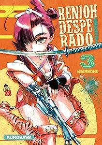 Renjoh Desperado Edition simple Tome 3