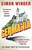 Germania: A Personal History of Germans Ancient and Modern by Simon Winder (2011-02-04)