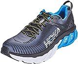 Hoka One One Arahi 2 Running Shoes Men Black/Charcoal Gray Schuhgröße US 9 | EU 42 2/3 2018 Laufsport Schuhe
