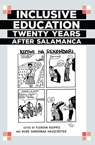 19: Inclusive Education Twenty Years after Salamanca (Disability Studies in Education) thumbnail