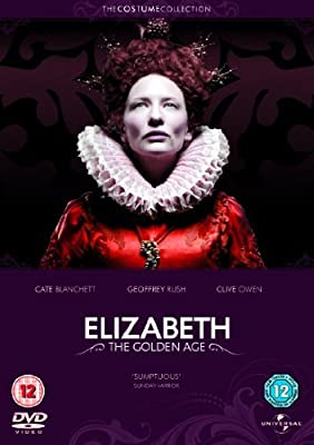 Elizabeth: The Golden Age [DVD] : everything five pounds (or less!)