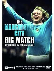 The Manchester City Big Match [DVD]