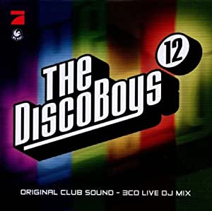 The Disco Boys Vol.12