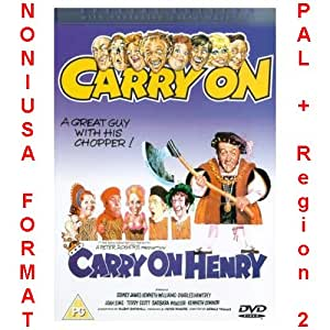 Carry On Henry [Import anglais]