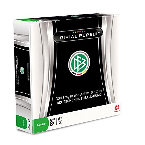 Trivial Pursuit DFB Reise-Edition ist das perfekte Spiel für alle Fußball-Fans (limitierte Auflage) (Spiel Fußball-reise)
