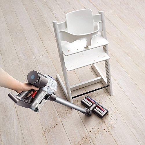 dyson v6 cord free beutel und kabelloser staubsauger. Black Bedroom Furniture Sets. Home Design Ideas