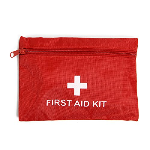 TOOGOO(R) Erste-Hilfe Notfall Beutel Set Haus Auto Outdoor Buero Medikament Reise