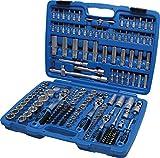 BGS 2922 Allround Knarrenkasten 192-tlg mit (1/4) (3/8) (1/2) Werkzeug