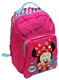 Disney Minnie Maus Rucksack ca. 30 cm Kindergarten Tasche Minnie Mouse
