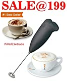 #10: PAGALYetrade Hand Blender Mixer Froth Whisker Latte Maker For Milk Coffee Egg Beater Juice(Color May Very)