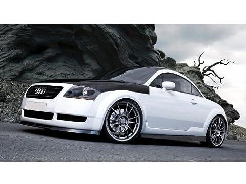AUDI TT 8N Front Splitter For Standard Bumper Front Bumper Extension