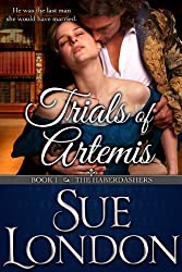 Trials of Artemis: Haberdashers Book One (The Haberdashers Series 1)